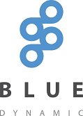 logo Blue Dynamic